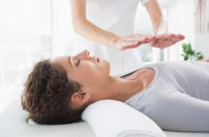 SR Peters Handauflegen / Reiki - alternative Medizin